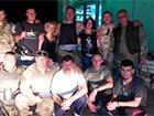 Із заручників бойовиків звільнено трьох бійців ЗСУ