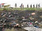 На місці катастрофи MH-17 знайдені рештки можливо від ракети «БУКа»