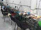 Під Києвом СБУ виявила підпільний цех з обробки бурштину
