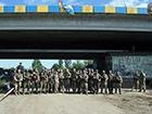 Полк «Дніпро-1» вивели з Пісків
