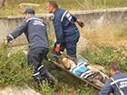 У Краматорську з мосту впав чоловік