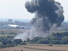 У Великобританії під час авіашоу рухнув бомбардувальник, є жертви