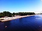 В Києві закрили 6 пляжів