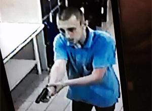 Вбивство в АТБ у Харкові: Затримано підозрюваного, судячи по відео, він оборонявся - фото