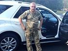 Затримано п'яних генерала і полковника ЗСУ на дорогому автомобілі
