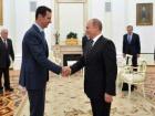 Асад приїжджав до Путіна поговорити