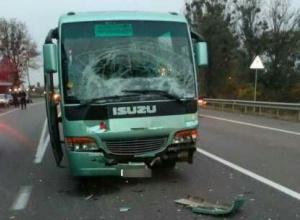 Автобус зі школярами з Харкова потрапив в ДТП на Львівщині - фото