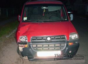 На Волині п'яний водій на смерть збив дітей та втік з місця ДТП - фото