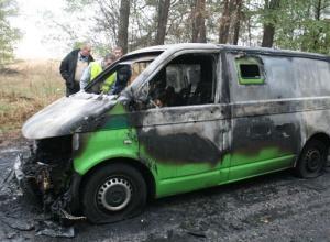 Напад на інкасаторів під Черніговом міліція кваліфікувала за двома статтями КК - фото