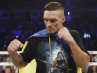 Олександр Усик став Інтерконтинентальним боксером року