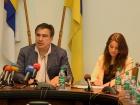 Саакашвілі заявив про призначення своєї молодої заступниці начальницею Одеської митниці