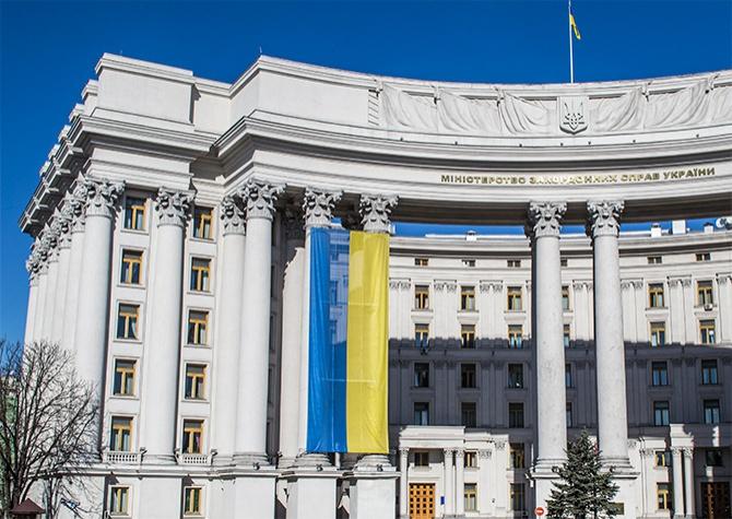 Україна занепокоєна черговим рішенням Радфеду РФ про використання російських військ поза РФ - фото