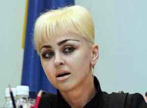 Усенко-Чорна з ЦВК об′явила голодування - фото