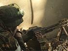 Вночі бойовики гатили по позиціям сил АТО в районі Пісків