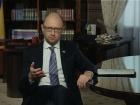 Яценюк розповів, що необхідно для проведення виборів на Донбасі