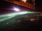 Як виглядає полярне сяйво з МКС – фото