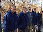 Звільнено дев'ятьох українців
