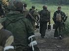 Біля Кам'янки нахабних терористів змусили тікати з поля бою