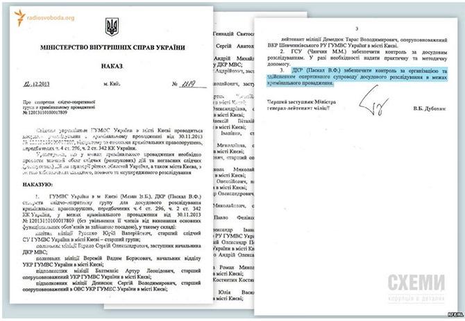 Є докази причетності Паскала до переслідування протестувальників Майдану - фото