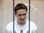 Надія Савченко внесла до ВР свій перший законопроект