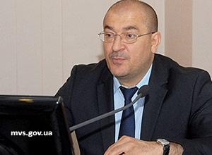 Василь Паскал став заступником Деканоідзе з присвоєнням звання генерала поліції - фото