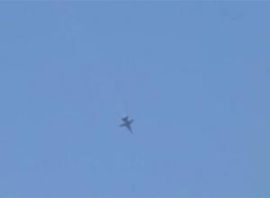 Збито російського бомбардувальника Су-24 - фото