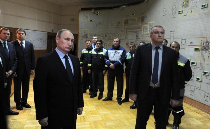 Аксенов: Кримчани готові й надалі терпіти - фото