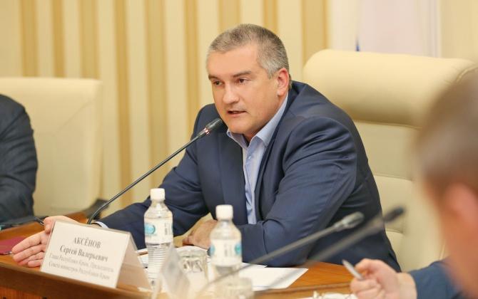 Аксьонов відмовляється від української електроенергії - фото