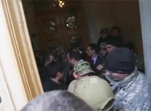 Єгор Соболєв погрожував застосуванням гранати в парламенті - фото