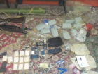 На Донеччині затримали диверсанта з 9 кг вибухівки