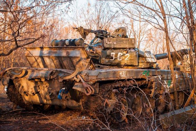 На озброєнні «ДНР» перебувають танки виробництва РФ, - СБУ продемонструвала докази - фото