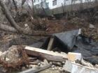На Солом'янці обвалився фундамент житлової багатоповерхівки