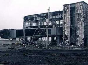 Окупанти вбивають один одного за металобрухт з Донецького аеропорту - фото