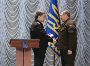 Президент призначив командувача Нацгвардії - ним став Юрій Аллеров - фото