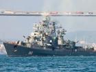 Російський військовий катер обстріляв турецький сейнер в Егейському морі