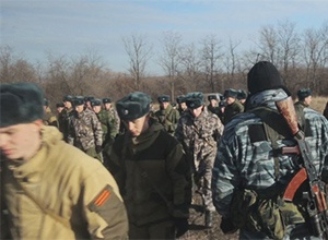 Російсько-терористичні війська зайняли населений пункт в «сірій зоні» - фото