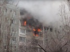 У Волгограді з-за вибуху обвалилася частина житлової багатоповерхівки