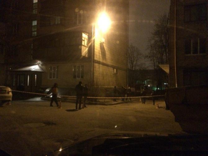 В центрі Харкова стався вибух - фото