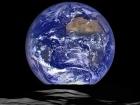 Вид Землі з Місяця показала NASA
