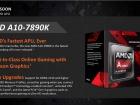 AMD випускає свій найпотужніший гібридний процесор A10-7890K