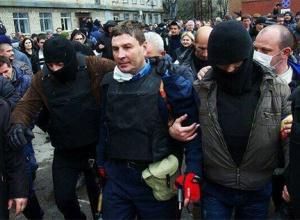 Борець із сепаратистами з Горлівки став начальником Шевченківського управління поліції Києва - фото
