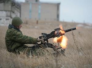 Бойовики обстріляли КПВВ «Мар'їнка» - фото