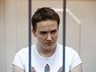 Надія Савченко за час голодування втратила 15 кг