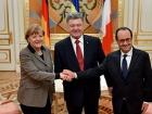 Порошенко обговорив вибори на Донбасі з Меркель і Олландом