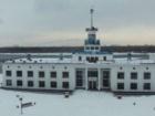 У Києві горів річковий вокзал на Поштовій площі