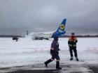У Києві здійснив екстрену посадку пасажирський літак «МАУ»