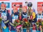 """Українки вибороли """"золото"""" етапу Кубку світу з біатлону у Німеччині"""