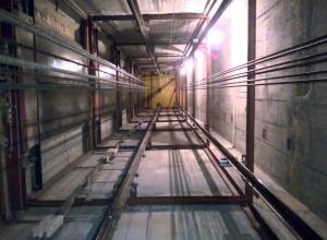 В Києві жінка впала в шахту ліфта - фото
