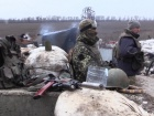 Бойовики продовжують вести вогонь по українських позиціях в зоні АТО