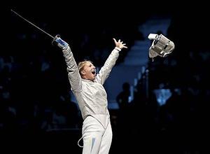 Харлан перемогла росіянку і виборола «золото» - фото